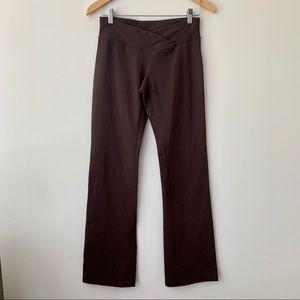 Lucy Cross Waist Flare Yoga Pants